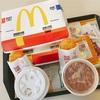 台湾マクドナルドの朝マックを食べよう!