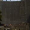 鳴子ダム(下から見上げてみた)