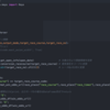 【Python3】Webクローリング・スクレイピング@競馬(レースにおける馬名と単勝オッズを取得する)