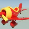 Blender CGイラストテクニックのカバーメイキング。