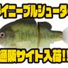 【デプス】毎回即完の小型ギル型ビッグベイト「タイニーブルシューター」通販サイト入荷!