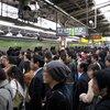 第51話 世界一の乗降客数新宿駅で、満員電車に思うこと☆