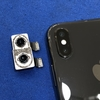 iPhone X リアカメラ交換修理完了!