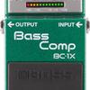 BOSSのデジタルテクノロジーを投入したマルチバンドベースコンプ!「BC-1X Bass Comp」発表!