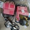 古い機械の修理