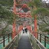 廃茶屋いさまつ~廃橋五月橋~御嵩林道
