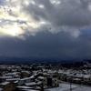 雪が降り始める前に