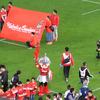コベルコスティーラーズをノエビアスタジアム神戸で応援。