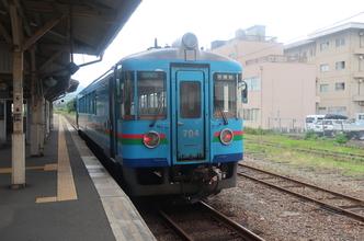 【京都丹後鉄道乗車記】宮豊線・宮舞線(豊岡11:00→西舞鶴13:01)