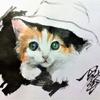世界猫の日。