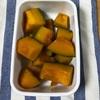 【常備菜】かぼちゃの甘煮、ゆでブロッコリー