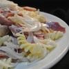 市販の豚タンで作る簡単サラダ、豚タンと新玉ねぎのサラダ