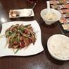 西川口の「王府景」でニラレバ定食を食べました★