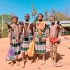 南部エチオピアで伝統を守り続ける少数民族