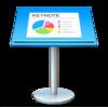 Keynoteのスライドを高画質で画像化する方法