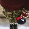 今日の服|リアルな軍モノを普通の服として着る|20161116