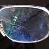 メガネを新しくしました