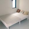 ミニマリストの持ち物【家具】セミダブルすのこベッド