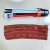 久しぶりに趣味のお裁縫。白杖を入れるポーチを手作り。
