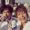 稲垣吾郎と香取慎吾がレストラン開業、店名『BISTRO』に歓喜