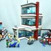 レゴ 60204「シティ病院」レビュー