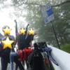 山の日は登らずにいられない?!濃霧の日光いろは坂ライド