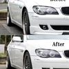 スペーサー装着@BMW E65