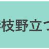 【立憲民主党】「私はリベラルであり保守である」枝野さんの演説に胸が熱くなる