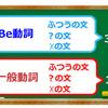 中学英語で習うBe動詞と一般動詞の使い方