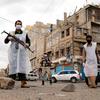 国連 世界の武力闘争がウイルスを蔓延させている