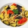「食べ合わせ」で美味しく健康的に!トマトとナスのカッペリーニのレシピ