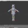 UnityにMMDのダンスモーションを取り込んでモーションとして利用する(その1)