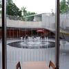 四ツ谷「カーブドッチ迎賓館」〜迎賓館赤坂離宮前の休憩所内にあるカフェ〜