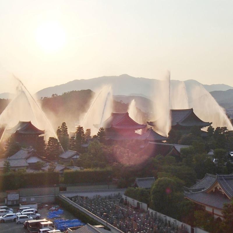 避難所としても期待!京都・妙心寺が最新総合防災システムを導入!!潜入レポ