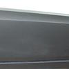 トヨタC-HR ドア下無塗装樹脂に付着した汚れを取るのは簡単でした