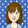 働く女性の似顔絵アプリ