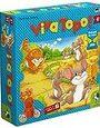 スリル満点かつ分数の導入になる3歳の幼児と大人が同時に楽しめるボードゲーム「ねことねずみの大レース(Viva Topo!)」