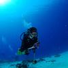 ♪空が青く、海も真っ青な慶良間諸島でアドバンス講習♪〜沖縄ダイビングショップ少人数〜