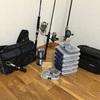 ミニマリストの釣り道具