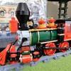 LEGO セサミの仲間たちとディズニートレイン