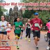 挑戦1-1:アンコールワットマラソンで世界遺産の中を走ってみた!