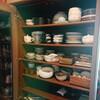 実家の食器棚の整理収納②パントリー内の2軍食器棚を整理