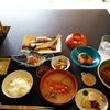 伊豆のうみに泊まる)朝食編