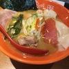 中央線沿線独りメシ#1 荻窪の変わり種魚介ラーメン「とと麺 耕」