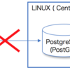 外部端末からPostgreSQLに接続する方法