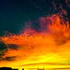 お気に入りの写真の紹介。『夕焼け空』