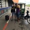 2017年8月19日(土) シェムリアップ国際空港まで【カンボジアひとり旅】#29