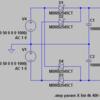 消費電流の大きな回路の電源には大容量コンデンサが必要