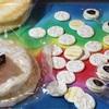 雪の宿風ミニチュアスナック菓子の作り方