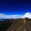 秋分の日に紅葉深まる八ヶ岳連峰 赤岳登山に行って来ました。